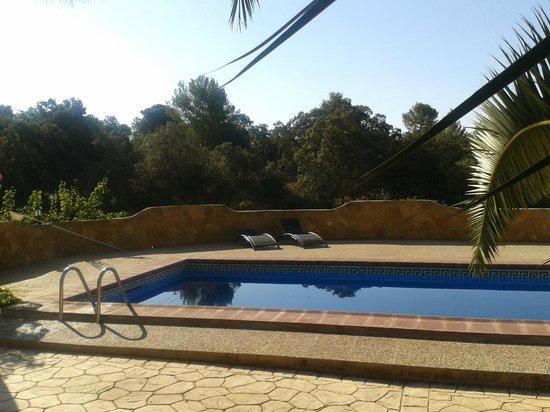 Son Sama Finca: wunderschöner Pool