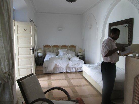 Riad Clémentine : chambre 6