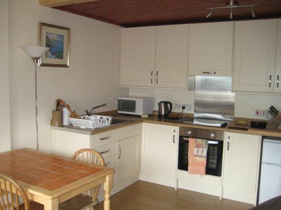 Burnlea Bed & Breakfast: The cottage kitchen