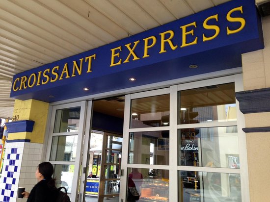 Croissant express for 251 st georges terrace perth