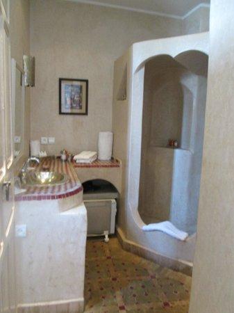 Riad Clémentine : chambre 4