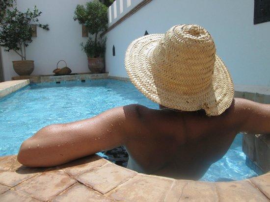 Riad Clémentine : piscine chauffée!!