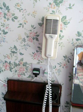 The Epperstone: Hairdryer