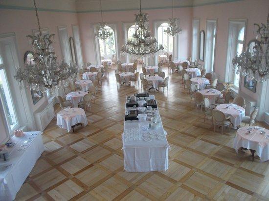 """Hotel Bernina 1865: Il """"salone delle principesse"""""""