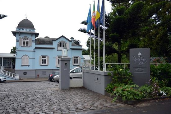 PortoBay Serra Golf: Въезд в отель