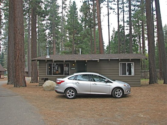Camp Richardson Resort: Buick Cabin & Ford Rental