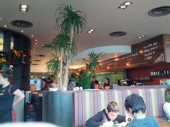 Nando's: Inside the Middlebrook restaurant