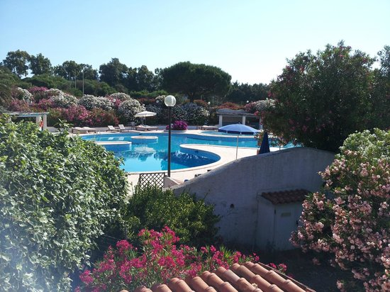 Park Hotel Resort : la bellissima piscina