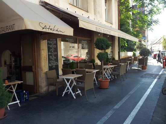 Atakam Bistro And Restaurant La Terre