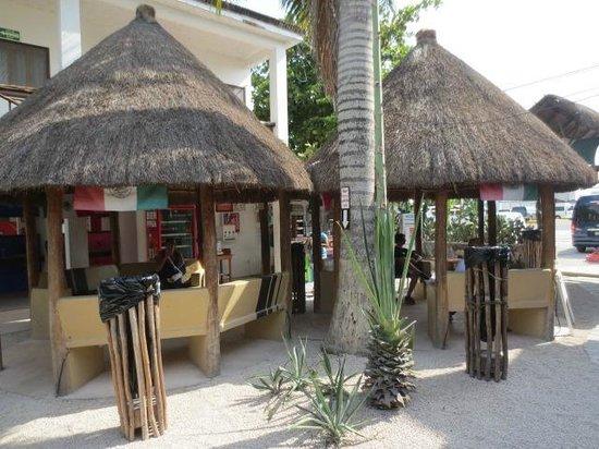 Itour Mexico: Esterno