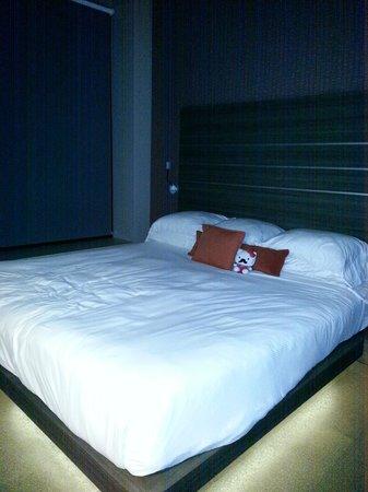 CityFlatsHotel : Bed