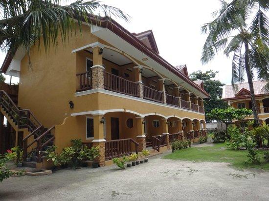 Slam's Garden Resort: rooms