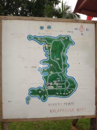 Slam's Garden Resort : resort grounds