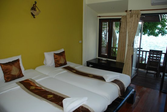 Vimarn Samed Resort: Room