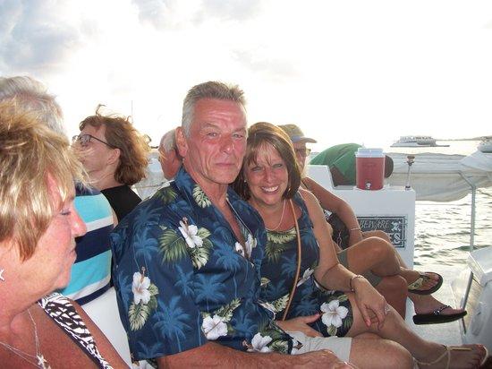 Simpson Körfezi, St-Martin / St Maarten: Anniversary Celebration