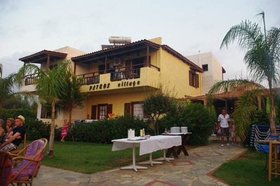Petros Village : one of the hotel's buildings