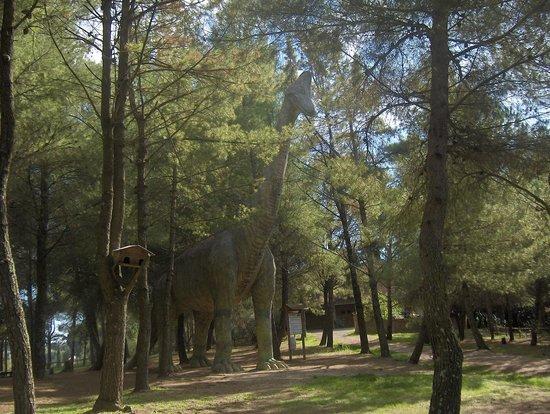 Parco Preistorico : Brachiosauro