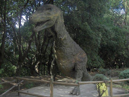 Parco Preistorico : Tirannosauro
