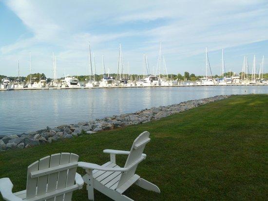 The Inn at Osprey Point: Marina