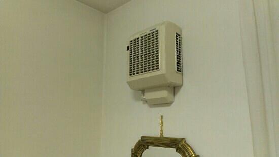 Hotel Rallye: climatizzatore camera