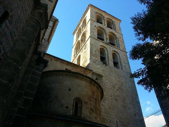 Abbaye de Caunes Minervois: L'Abbaye