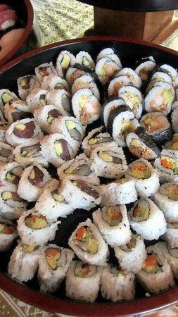 Kitima at The Kronendal: wonderful sushi