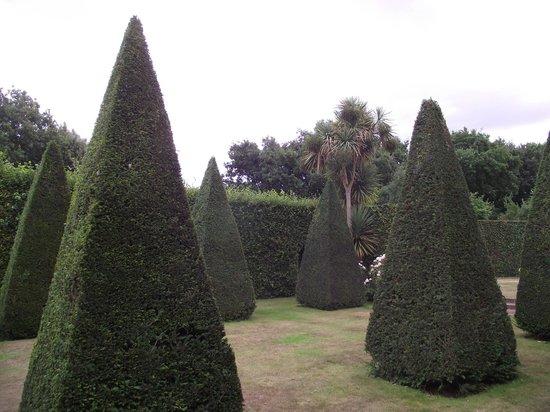East Ruston Old Vicarage Garden: East Ruston vicarage gardens