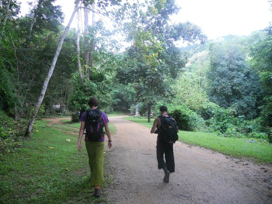 Naga Hill Resort: Naga Hill excursion with Lin 1