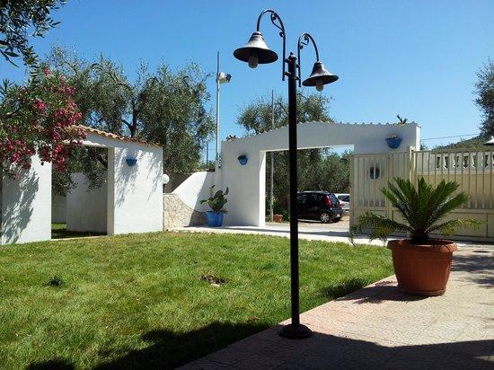 Hotel Al Pozzo: ingresso residence