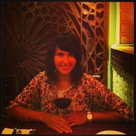 Bahdja Restaurant: уютно:)
