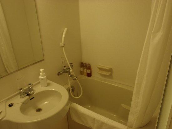Hotel Mystays Sakaisuji-Honmachi : washroom