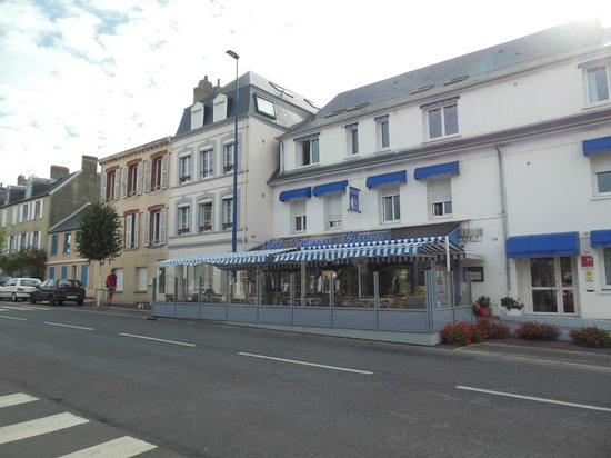 Hotel L'Arrivee : Hôtel l'Arrivée