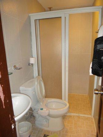 Holiday Spa Hotel : Bathroom
