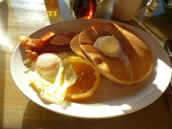 Best Western East Zion Thunderbird Lodge: Petit déjeuner parfait