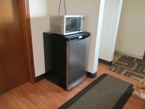 Timberland Motel : Appliance