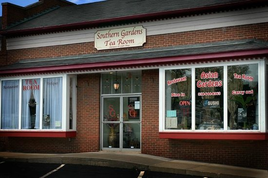 Asian Gardens Restaurant & Tea Room