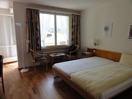 Hotel Berghaus: my room