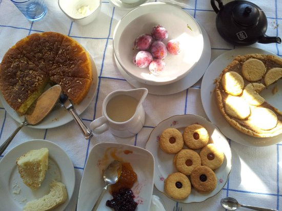 B&B Dolce Casa : Homemade treats for breakfast 2