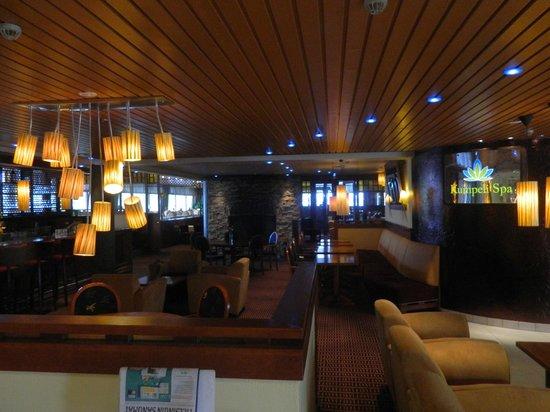 Hotel Kumpeli Spa: у стойки регистрации