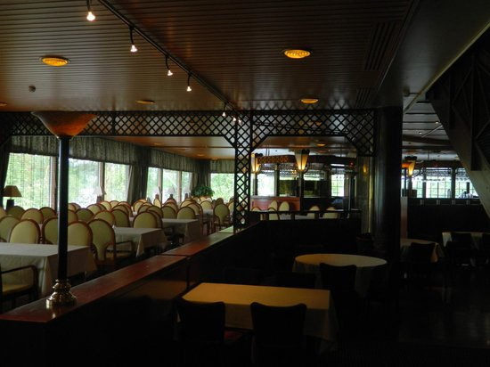 Finlandia Hotel Kumpeli: ресторан