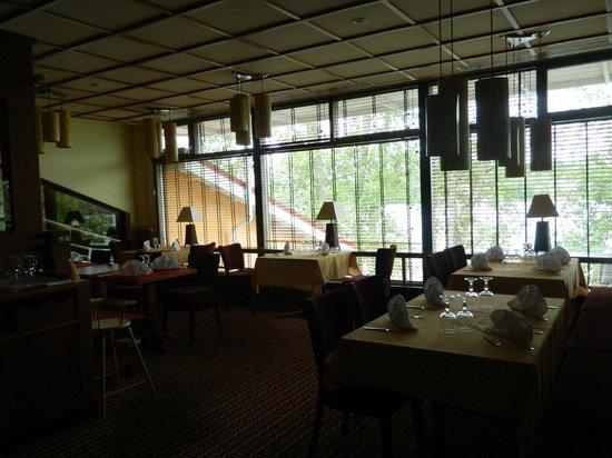 Hotel Kumpeli Spa: ресторан
