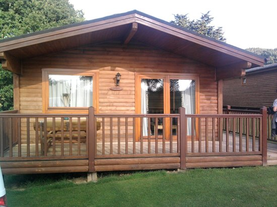 Fingle Glen Golf Hotel: THE CABIN