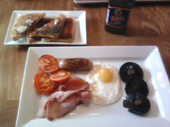 Fingle Glen Golf Hotel: BREAKFAST MMMMMM