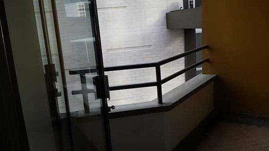 Aparta Suite Torre Poblado: terrace