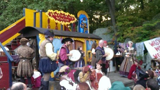 New York Renaissance Faire, Tuxedo Park, NY: Band