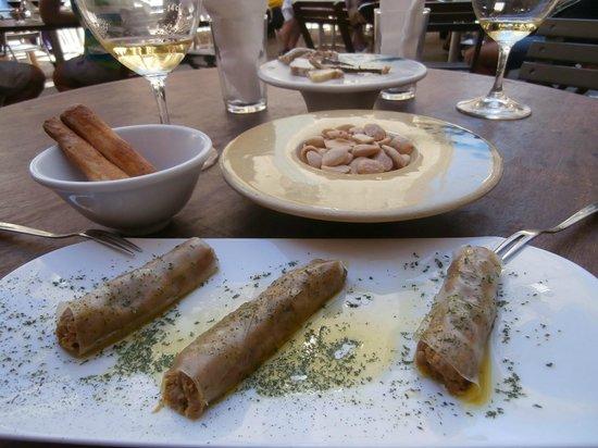 La Vinya del Senyor : The food
