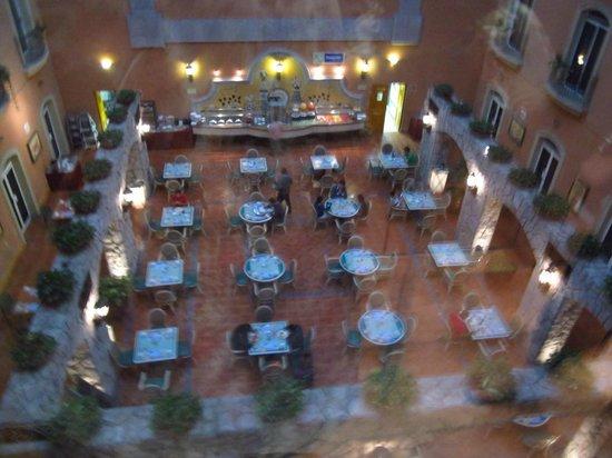 Holiday Inn Express Guanajuato : desayunador