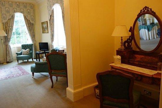 Glenapp Castle: Countess Inchcape room