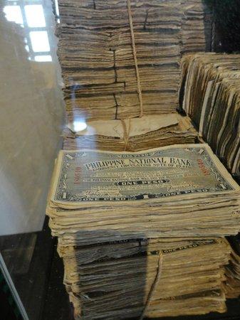 Museo Sugbo : Money