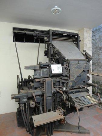 Museo Sugbo : linograph